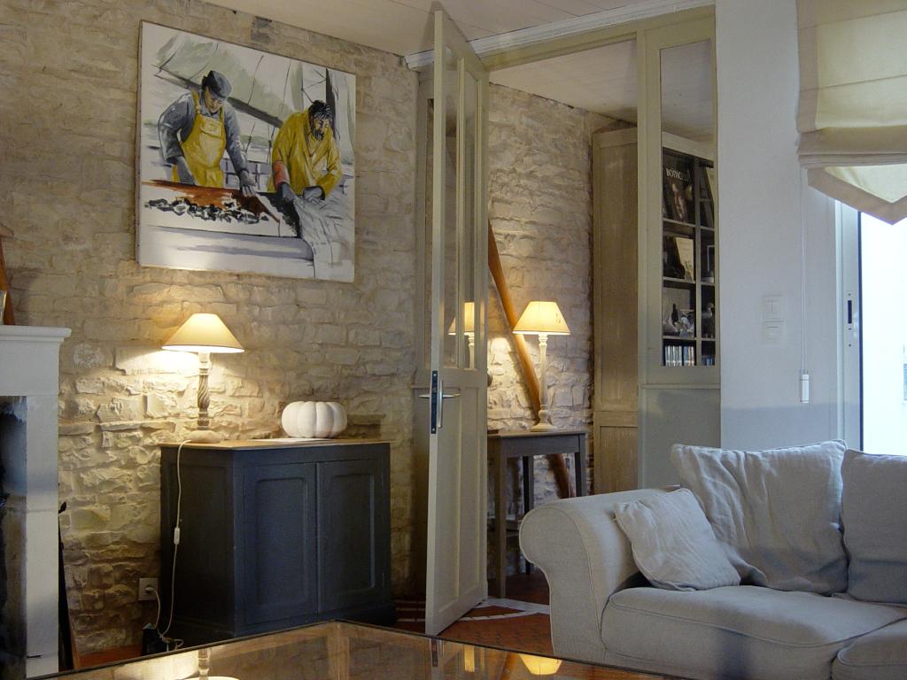 Maison La Couarde Sur Mer 5 pièce(s) 143 m2